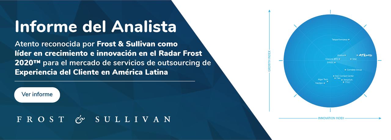 Relatório de Analista Frost & Sullivan