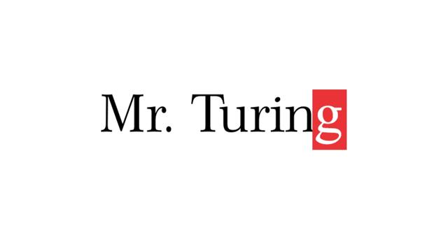 Mr. Turing Logo