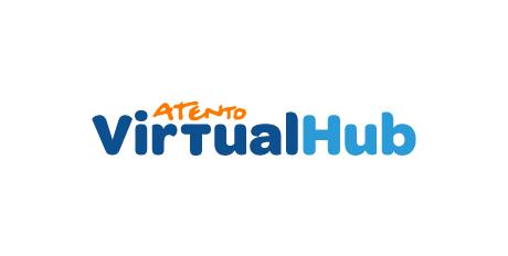 Logo da Atento Virtual Hub