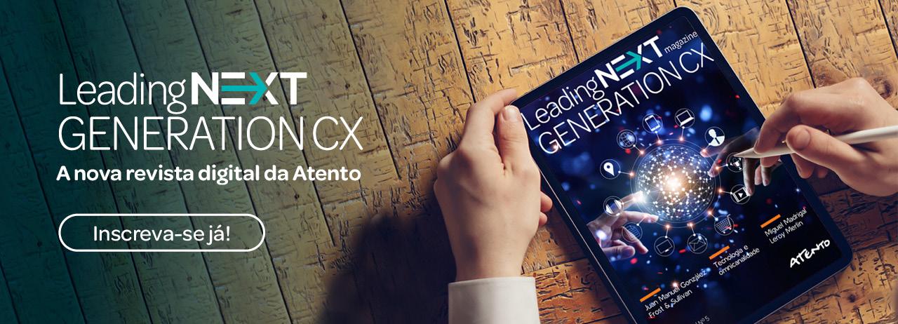 Atento Next Generation CX 5