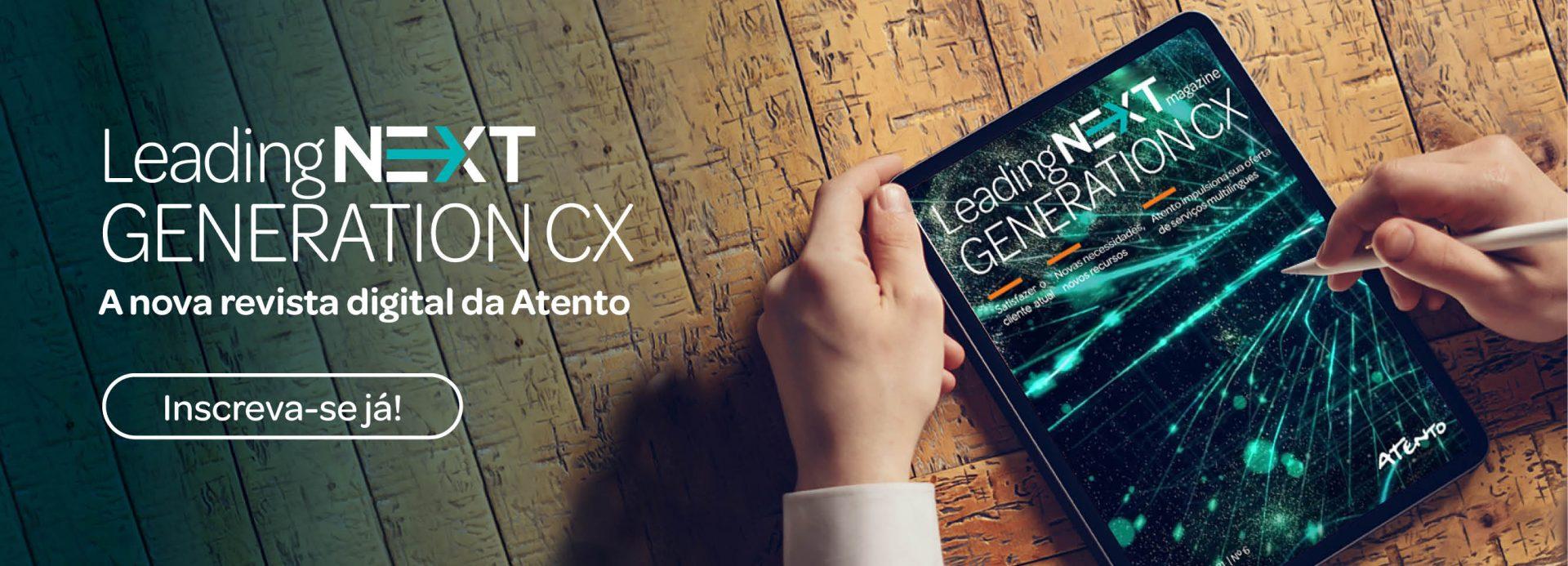 Atento Next Generation CX 6